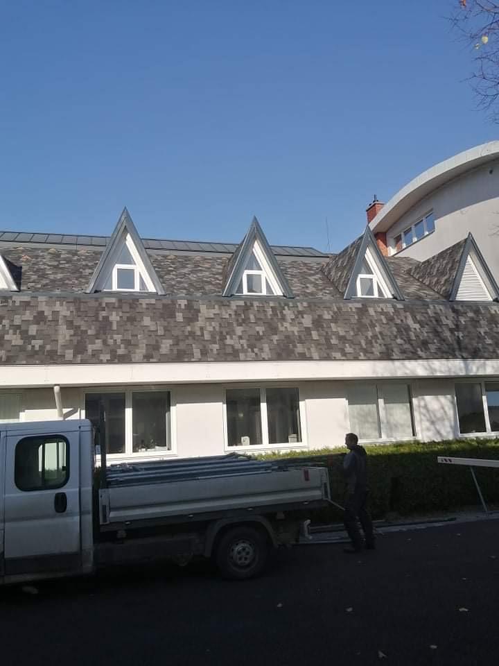 magas tetők kivitelezése